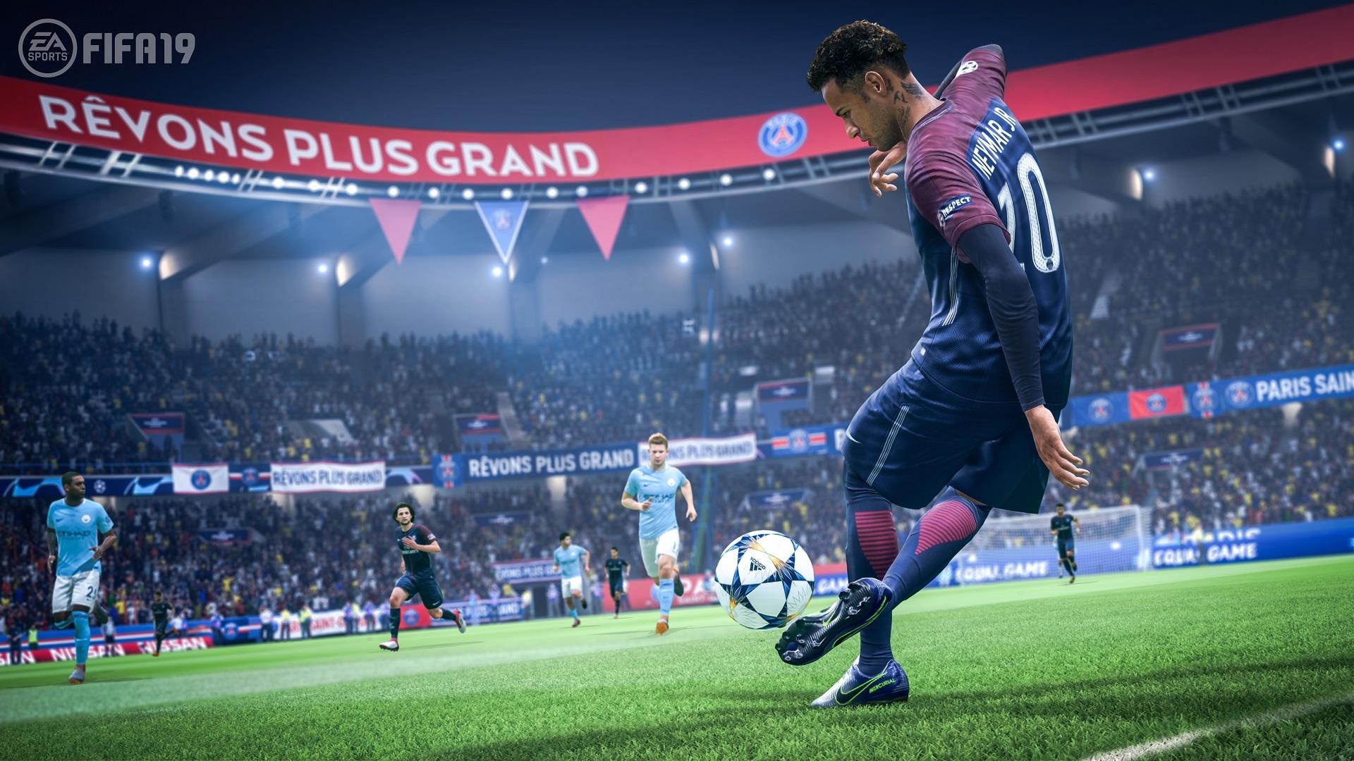 FIFA 19: Основные особенности игры