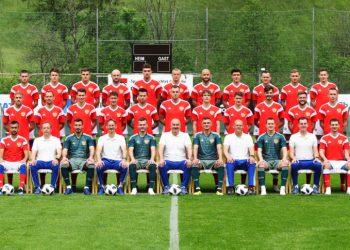 Финальный состав сборной России для участия в Чемпионате мира - FIFA 2018