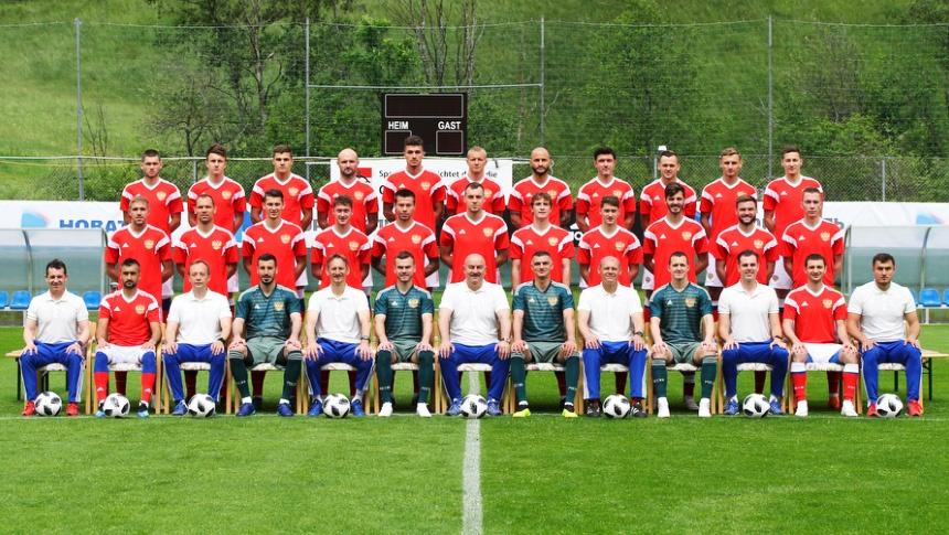 Финальный состав сборной России для участия в Чемпионате мира — FIFA 2018
