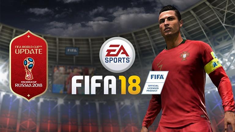 ТОП-10 игроков ЧМ 2018 в FIFA 18