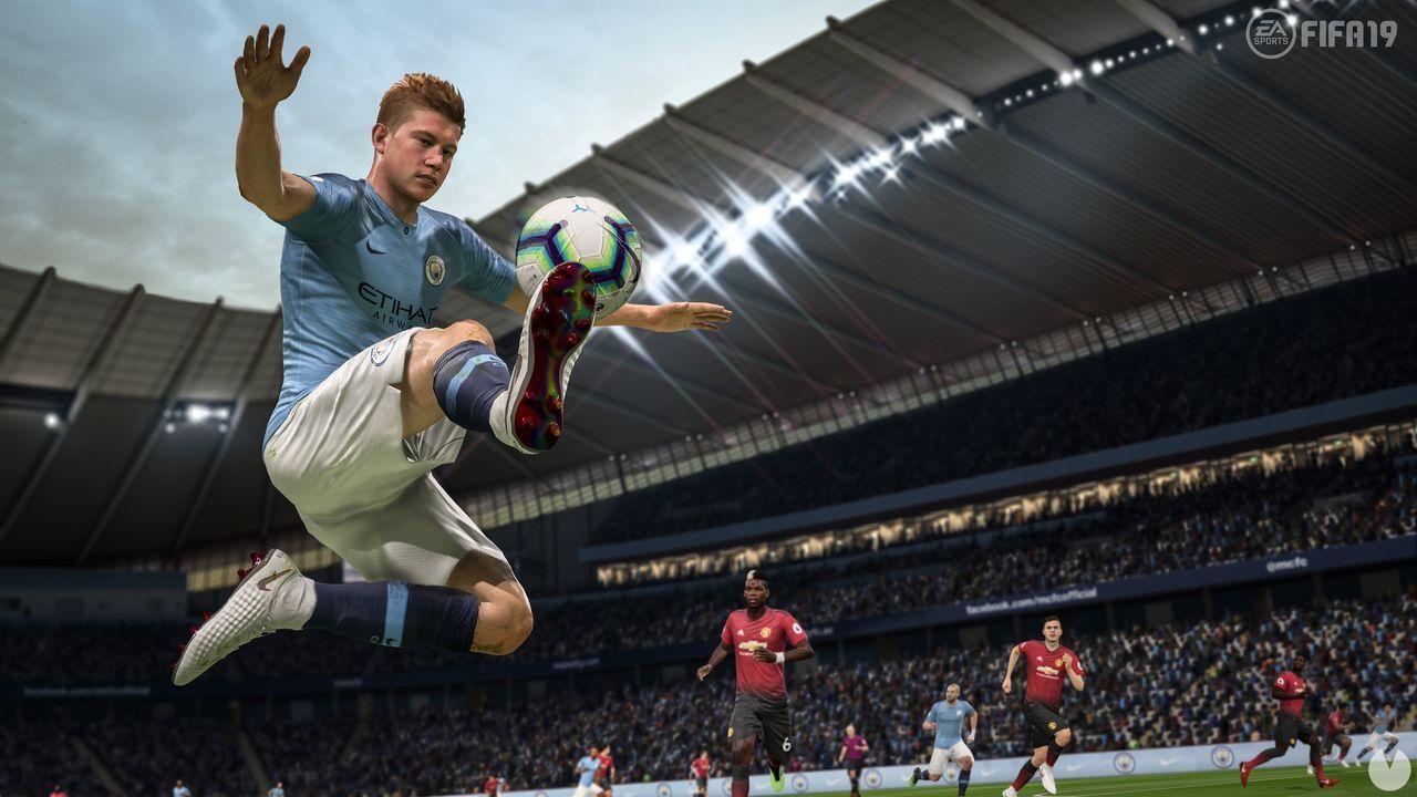 FIFA 19: Активное касание