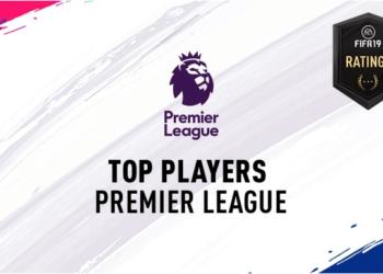 Лучшие игроки английской премьер-лиги FIFA 19