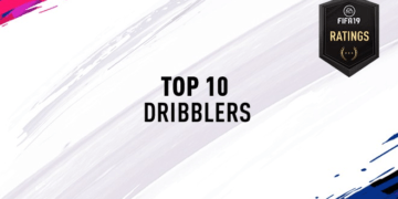 10 Лучших дриблеров FIFA 19
