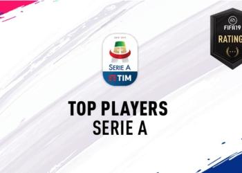 Лучшие игроки серии А FIFA 19