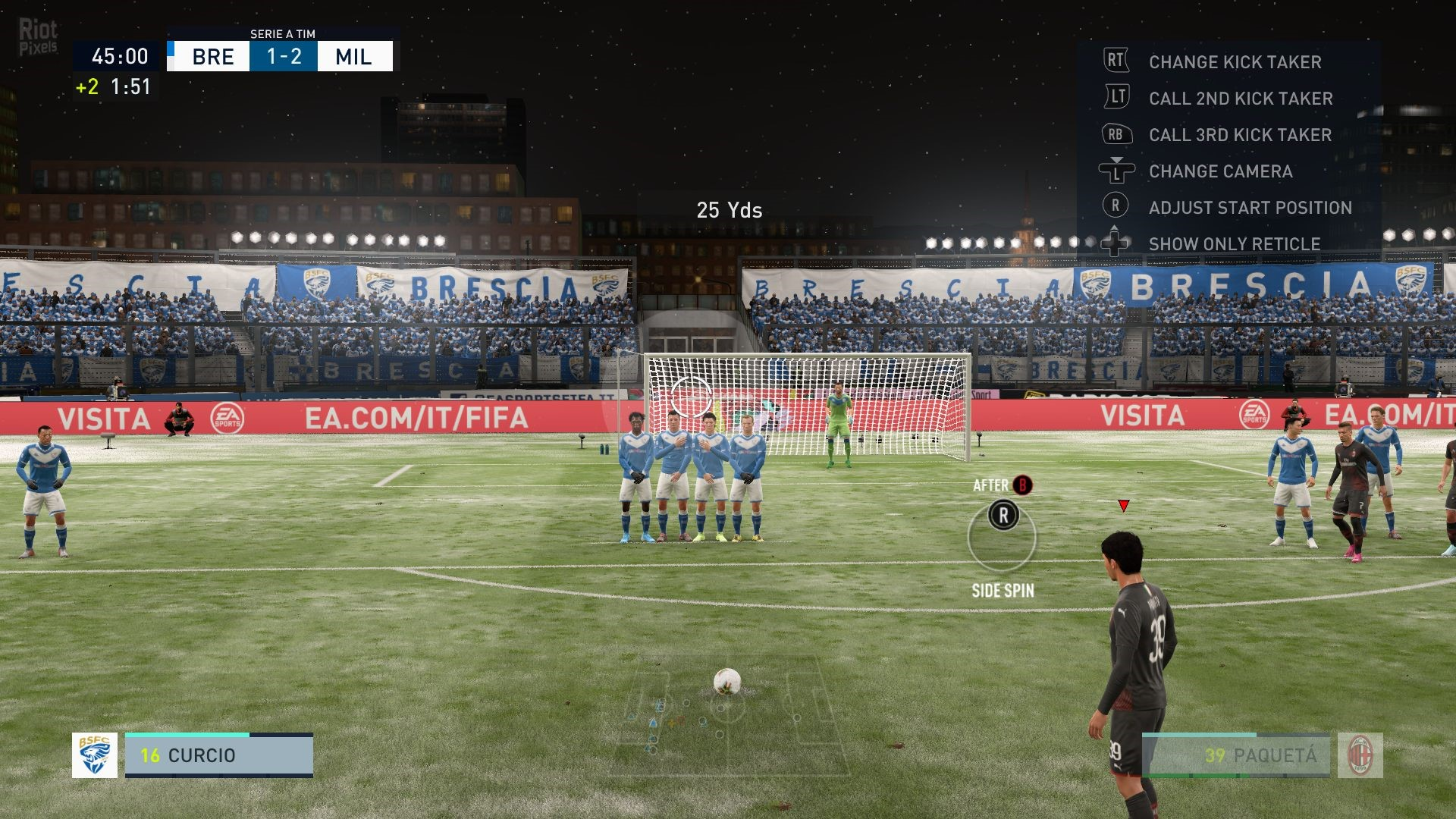 Как играть в ФИФА 20