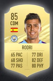 Родриго (Реал) fifa 20
