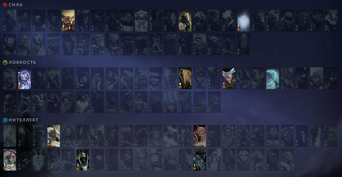 дота 2 сложные герои для игры