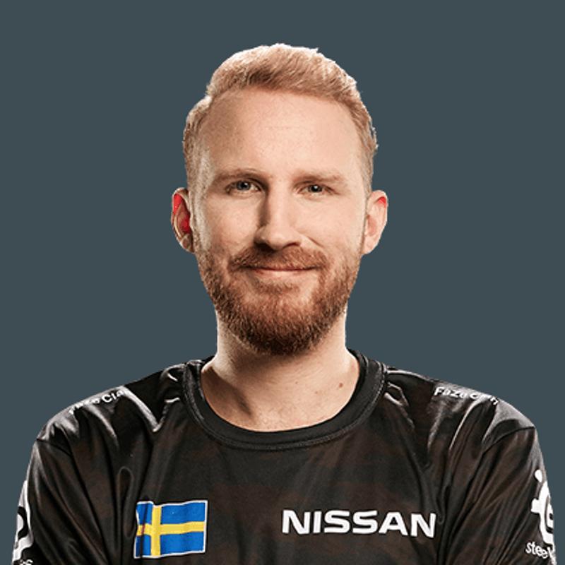 Olof 'olofmeister' Kajbjer's CS:GO Player Profile | HLTV.org