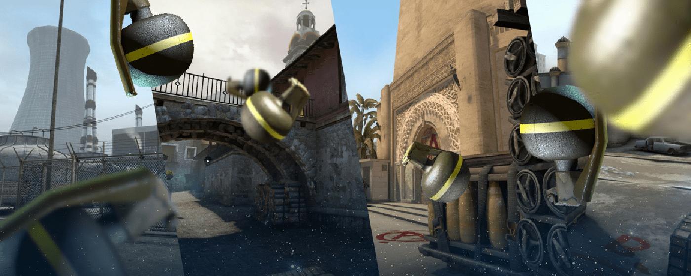 В CS:GO улучшили разброс и урон осколочных гранат
