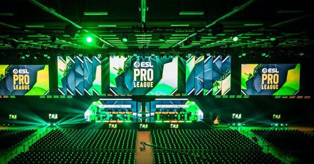 Киберспортивная арена ESL Pro League Season 14